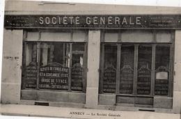 ANNECY LA SOCIETE GENERALE - Annecy