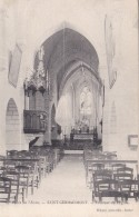 23V - 02 - Saint-Germainmont - Aisne - Vallée De L'Aisne - Intérieure De L'Eglise - Unclassified