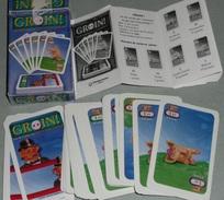 Rare Jeu De Cartes Du Jeu De Cochons GROIN, Jeux, Carte, Complet En Boite Avec Notice - Group Games, Parlour Games