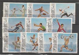 Jeux Olympiques Munich 1972 - Escrime - Couse - Haltérophilie - Danse - Basket - Football - Gymnastique - Ski - Vitesse - Estate 1972: Monaco