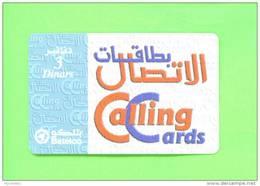 BAHRAIN - Remote Phonecard As Scan