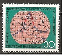 BRD 1973 // Michel 760 ** (LG)