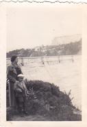 26101   Photo Bretagne France - Barrage De Guerledan -Mur De Bretagne - En 1937 -Rennes 35 - Lieux