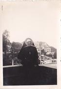 26104   Photo Bretagne France - Dinard 35 -bonne Soeur Religieuse- En 1937 -Rennes 35