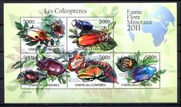 Comores 2011 / Insects Beetles MNH Insectos Escarabajos Insekten / Cu2423  31
