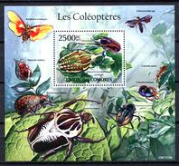 Comores 2011 / Insects Beetles MNH Insectos Escarabajos Insekten / Cu2424  31