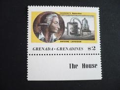 Grenadines - 1987 Grandes Découvertes Antoine Lavoisier N° 775 Neuf **
