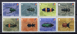 Laos 2002 Lao / Insects Beetles MNH Insectos Escarabajos Insekten / Cu2615  23