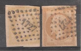 Empire N° 13 : 2 Nuances Obl Pc 1727 De LILLE, Nord , B/TB