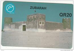 QATAR - Zubarah, Used