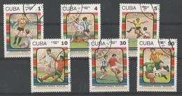 Football - Coupe Du Monde - Mexico 1986 - Joueurs Et Maillots - Coupe Du Monde