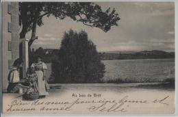 Au Lac De Bret - Animee - Photosport No. 59 - NE Neuchâtel