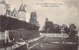 NEUFCHATEAU - FREBECOURT - Chateau BOURLEMONT