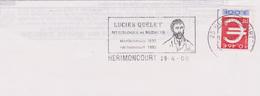 Végétaux Champignons : Flamme Hérimoncourt (Doubs) Lucien Quélet Mycologue Et Médecin Né Montécheroux 1832-1899
