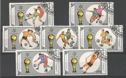 Football - Coupe Du Monde - Italie 1990 - Joueurs Et Maillots - - Coupe Du Monde