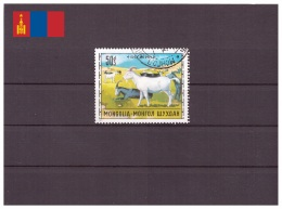 Mongolie 1971 - Oblitéré - Mammifères - Michel Nr. 663 (mgl105)