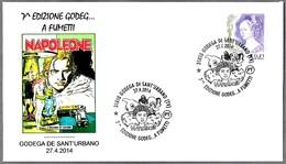 Exposicion De Comics - NAPOLEONE. Godega De Sant'Urbano, Treviso, 2014
