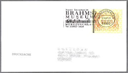 Museo De BRAHMS - BRAHMS Museum. Murzzuschlag 1997 - Music