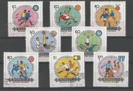 Football - Coupe Du Monde - Pays Organisateurs De 1950 à 1978 - 1982 – Espagne