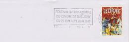 Cirque : Flamme Toul (Meurthe & Moselle) Festival International Du Cirque De Bulligny 29 Mai 3 Juin 2003