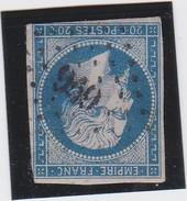 N° 14 A    PC 949  CORBEIL   /  SEINE ET OISE  -    REF JC - 1853-1860 Napoléon III.