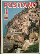 Cofanetto Di Positano Con 15 Immagini - Cartoline - Ed. Matonti - Salerno