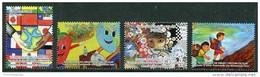 Peru (2013) - Set -  /  Children Artworks -  Children Painting Contest - Flags - Tolerance