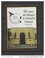 Peru (2013) - Set -   /  Archery - Natural History Museum