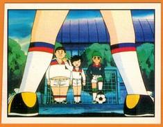 "Vignette Panini 1988  "" BUT Pour RUDY "" N° 64 - Panini"