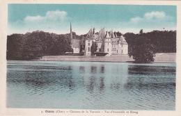 OIZON (18) - Château De La VERRERIE - France