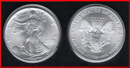 TOP QUALITY **** USA - ETATS-UNIS - DOLLAR 1995 LIBERTY - ARGENT - 1 OZ. FINE SILVER **** EN ACHAT IMMEDIAT !!! - Federal Issues