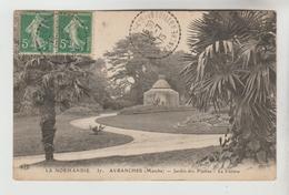 CPA AVRANCHES (Manche) - Jardin Des Plantes : La Volière - Avranches