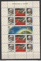 GUINEA - MNH - Space - Soviet Astronauts