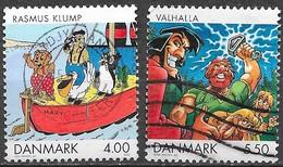 Danemark - Y&T N°1302 / 1303 - Oblitérés - Lot 104