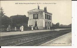 Guichen Bourg Des Comptes   La Gare - France