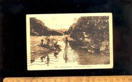 Algérie : Ablutions Dans L'Oued  / 1940 Posté De Bône