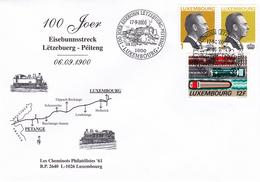 100 Jaar Spoorbaan Luxemburg - Petange
