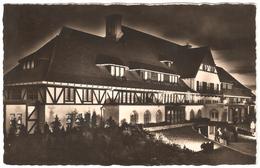 Knokke - Le Zoute - La Réserve Illuminée - Fotokaart - 1951 - Bromolux