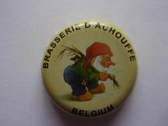 Cap's Bière Brasserie D'Achouffe Belge Belgium - Bier