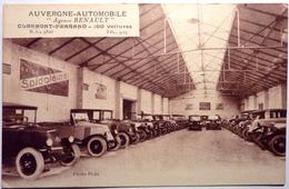 """AUVERGNE AUTOMOBILE """"AGENCE RENAULT """" - CLERMONT FERRAND - Clermont Ferrand"""