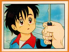 "Vignette Panini 1988  "" BUT Pour RUDY "" N° 31 - Panini"