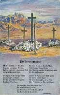 Die Fernen Gräber, Kolonialkriegredank, Deutsche Soldatengräber In Südwestafrika - Ehemalige Dt. Kolonien