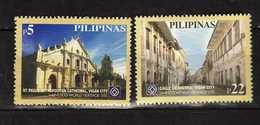 Philippines 2002 UNESCO World Heritage Sites - Vigan City, Ilocos Sur Province.MNH - Philippines