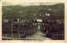 VERBANIA LAGO MAGGIORE ALTO VERGANTE 1936 - Verbania