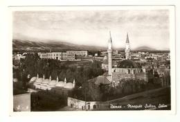 CT-N-02013- DAMAS - MOSQUE'E SULTAN SELIM - VIAGGIATA  1955 - Siria