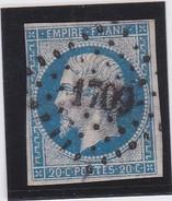 N° 14 A    PC 1709   LEZIGNAN   /  AUDE  -    REF JC + VARIETE
