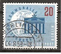Berlin 1959 // Michel 189 O