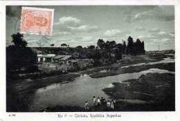 CORDOBA Argentinien, Gel.1921 - Argentinien