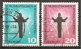 Berlin 1958 // Michel 179/180 O