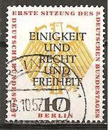Berlin 1957 // Michel 174 O